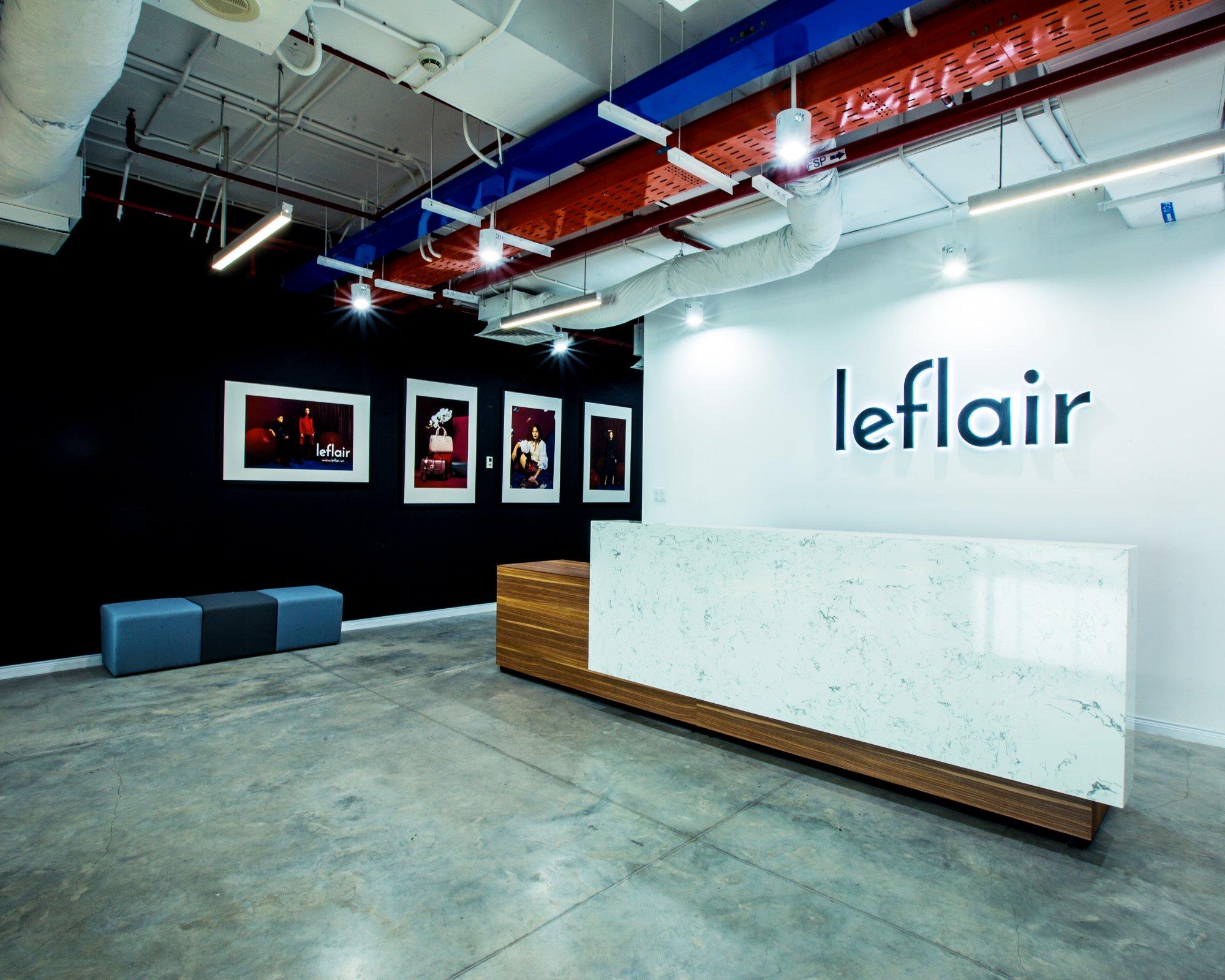 CLIENT: LEFLAIR