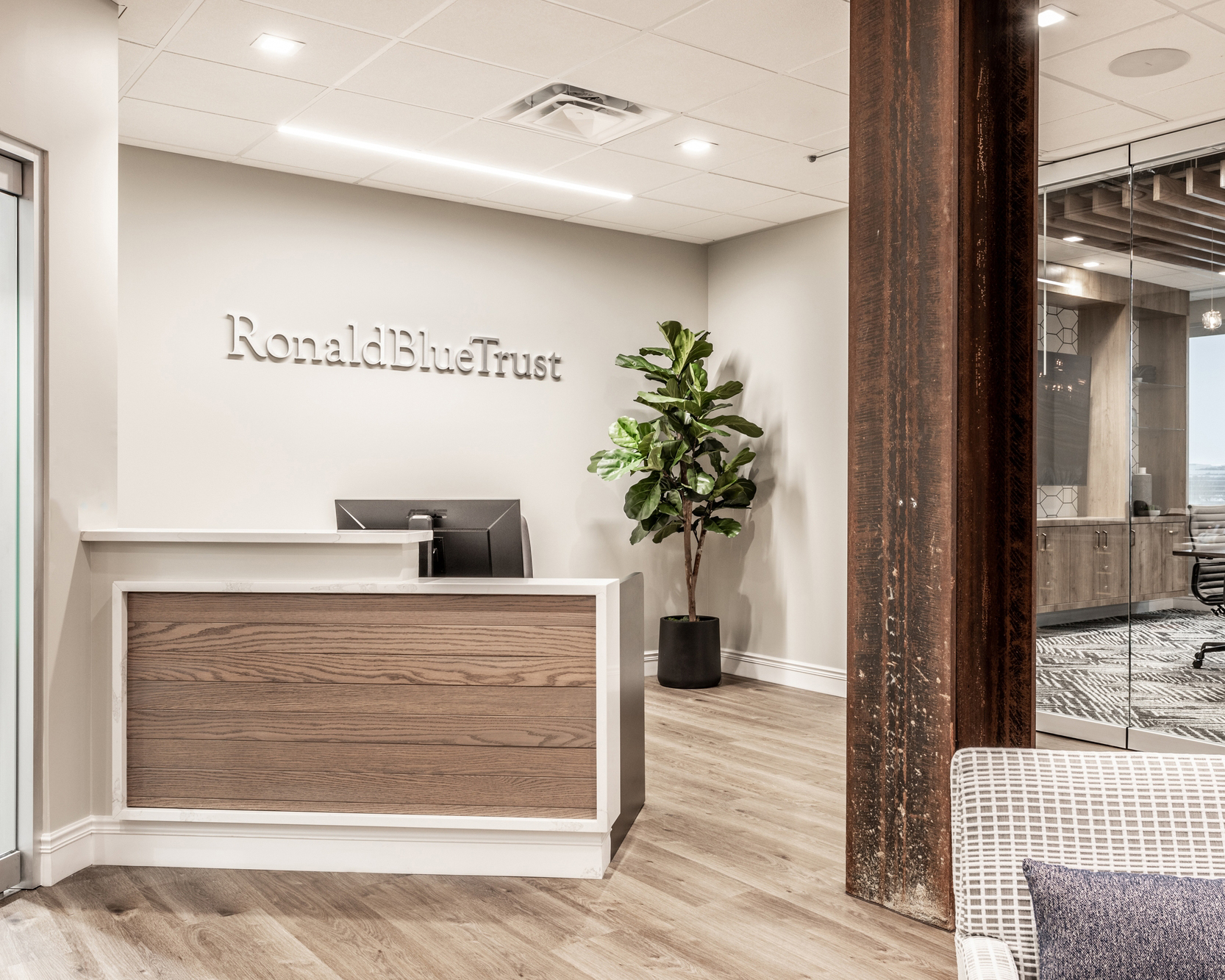 Ronald Blue Trust Offices - United State